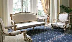 Hedsor sofa used by Country Knole interior designers in Somerset