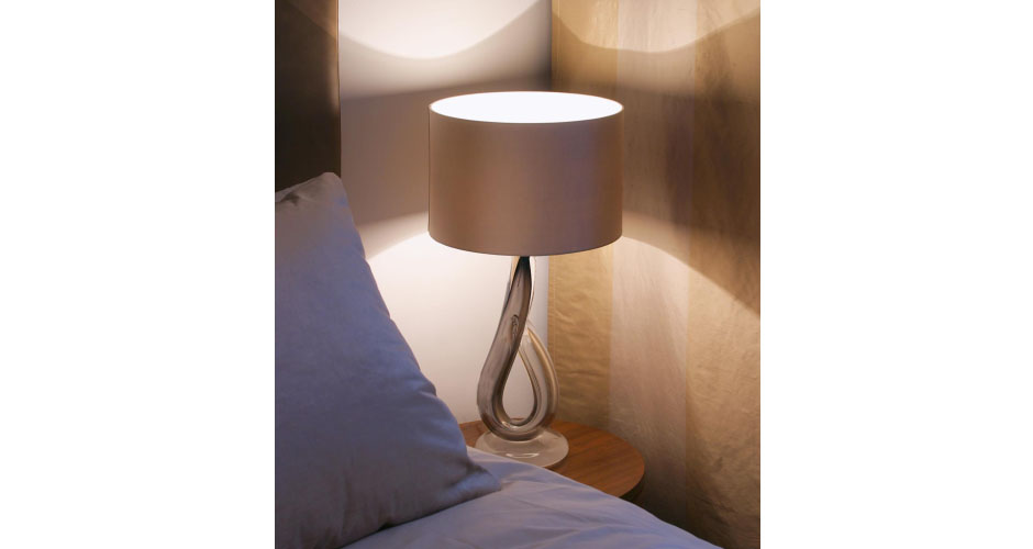 Lamp by Country Knole interior designers in Somerset