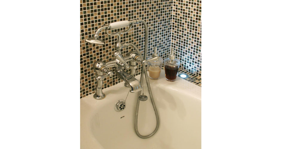 Bath by Country Knole interior designers in Somerset