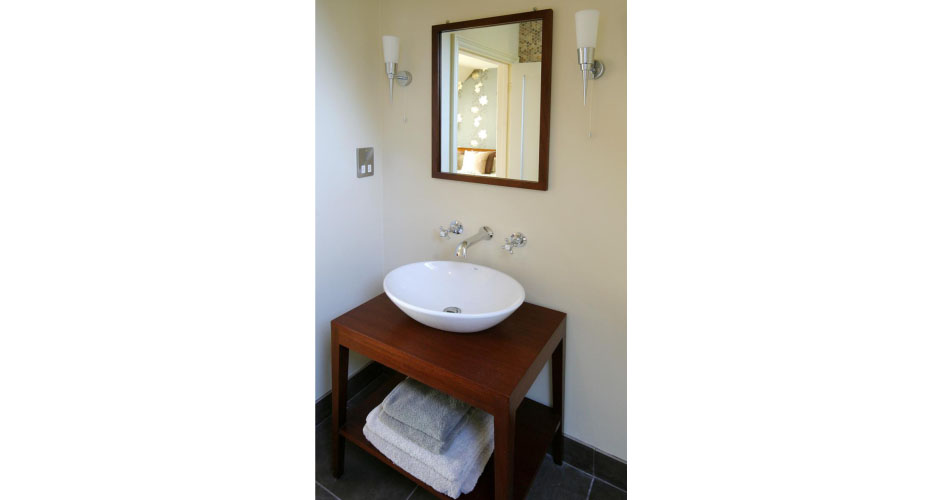 Bathroom by Country Knole interior designers in Somerset