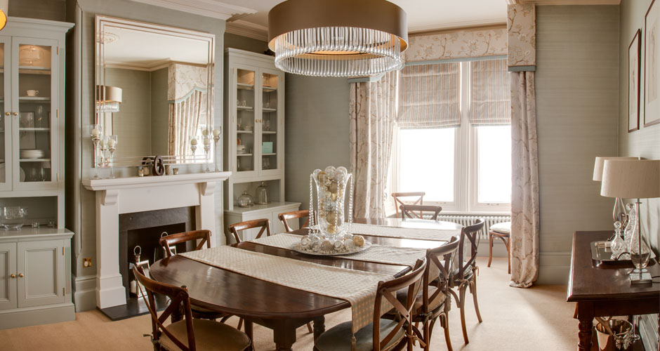 Victorian Dining Room By Country Knole InteriorsCountry