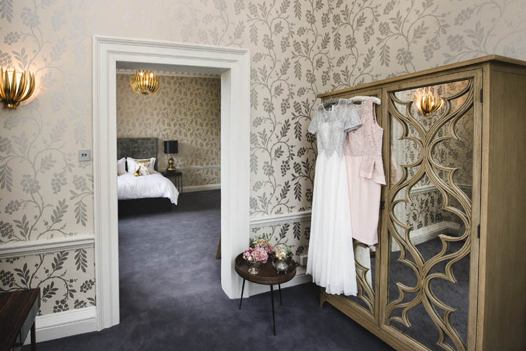 Morden Hall Bridal Suite