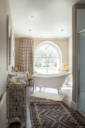 Victorian Country House Bathroom