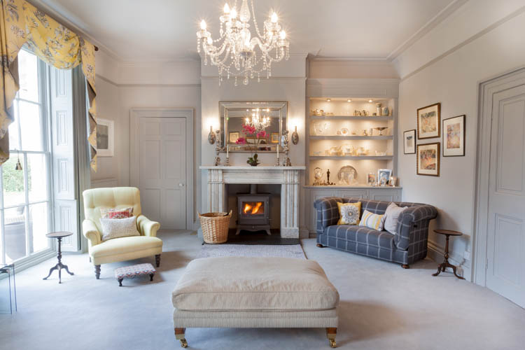 Victorian Country House Lounge